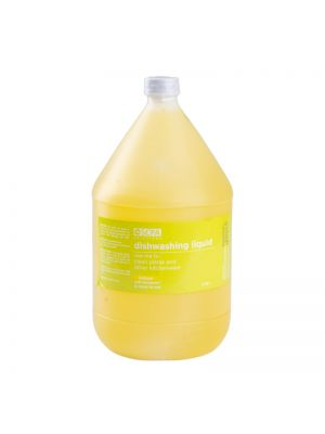 SCPA Solutions Dishwashing Liquid - Lemon Scent (1 Gallon)