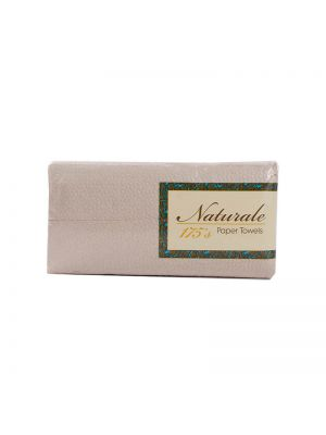Naturale Interfolded Paper Towels (Pack of 3)
