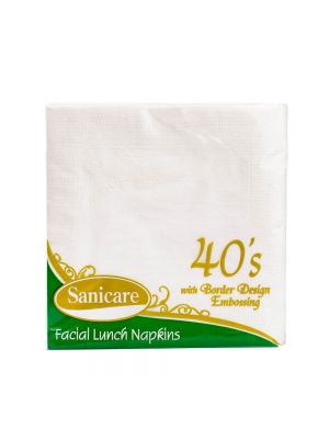 Sanicare Lunch Napkins (Pack of 3)